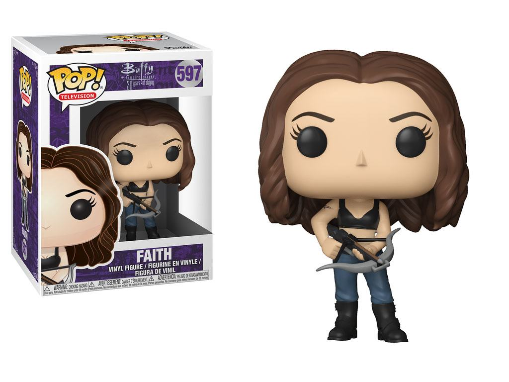 Buffy POP! Vinyl Figure Faith 9 cm