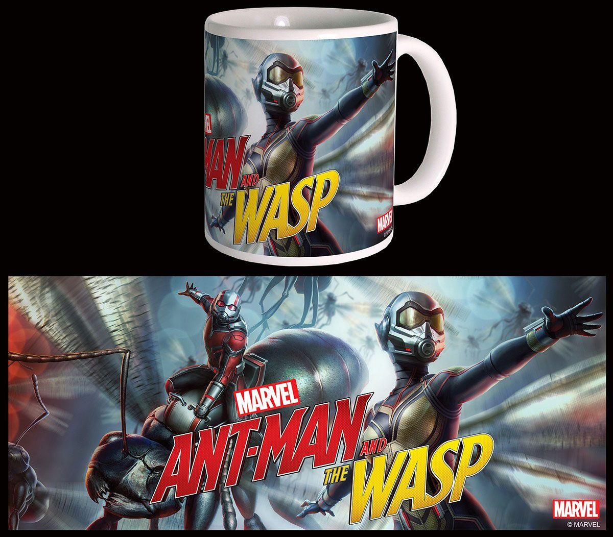 Ant-Man & The Wasp Mug Ants