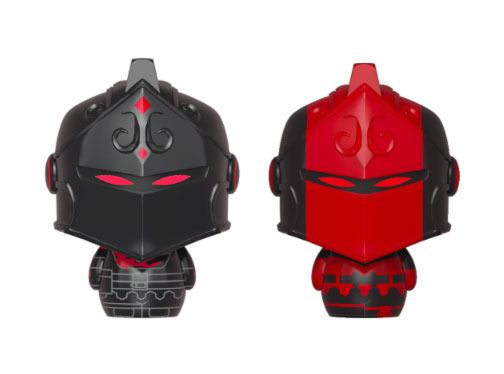 Fortnite Pint Size Heroes Mini Figures 2-Pack Black Knight & Red Knight 6 cm