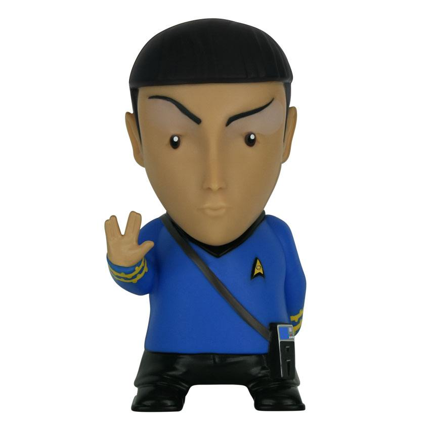 Star Trek TOS Bluetooth Speaker Mr. Spock 15 cm