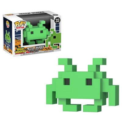 Space Invaders POP! 8-Bit Vinyl Figure Medium Invader 9 cm