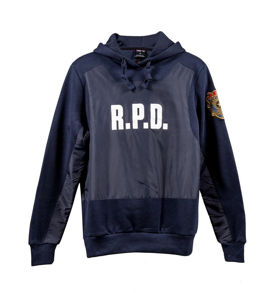 Reisdent Evil 2 Hooded Sweater R.P.D. Size XL