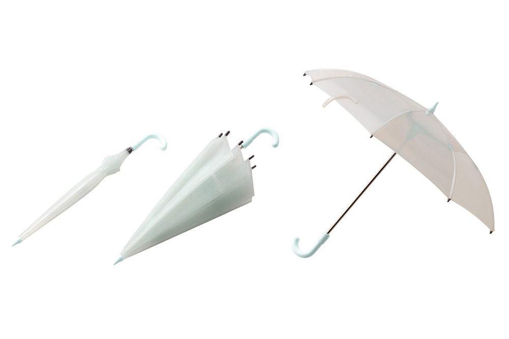 Sousai Shojo Teien Model Kit Accesoory Set 1/10 After School Umbrella Set 10 cm