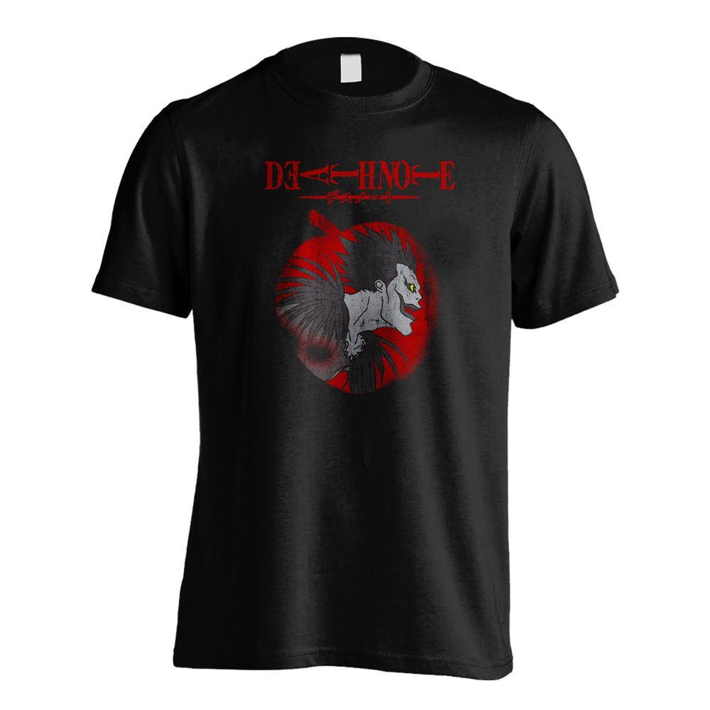 Death Note T-Shirt Crisp Apple Size L