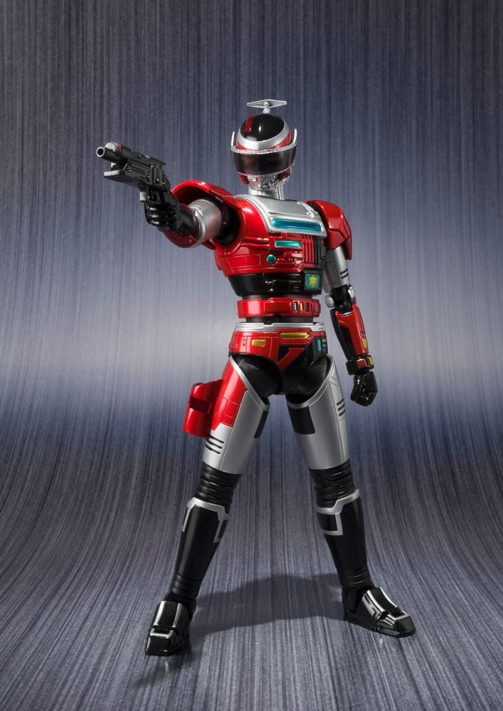 Special Rescue Police Winspector S.H. Figuarts Action Figure Fire 15 cm