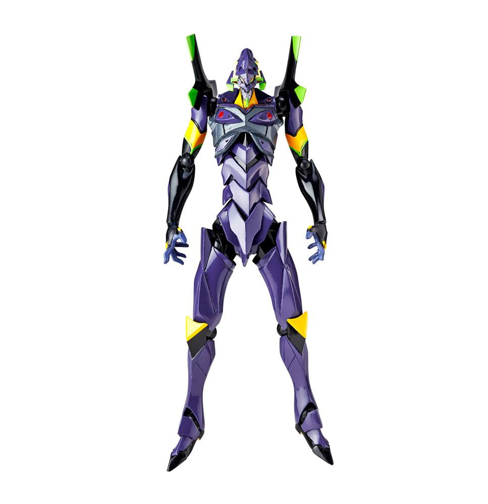 Evangelion Revoltech Action Figure EV-007S EVA Unit 13 New Packaging Ver. 14 cm