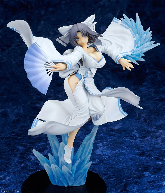 Senran Kagura Shinovi Versus Statue 1/6 Yumi 28 cm