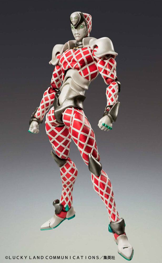 JoJo's Bizarre Adventure Super Action Action Figure Chozokado (KC) 17 cm