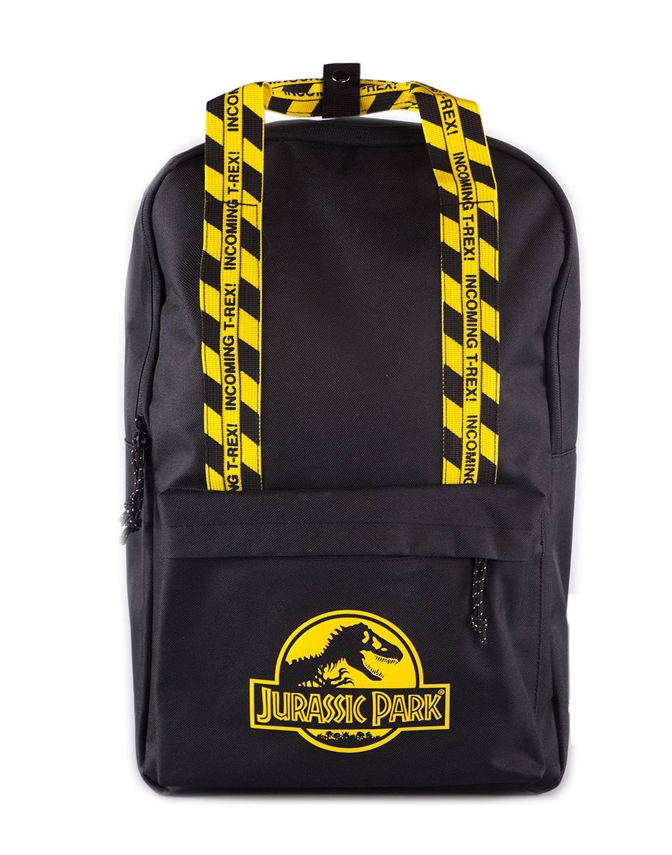 Jurassic Park Backpack Caution Tape