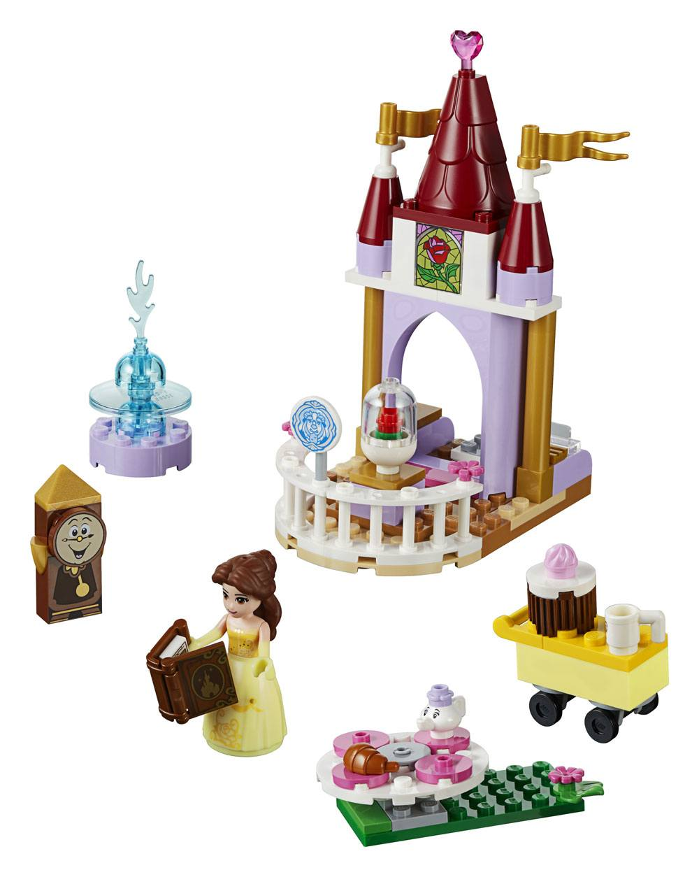 LEGO® Juniors Disney Princess: Beauty and the Beast - Belle's Story Time