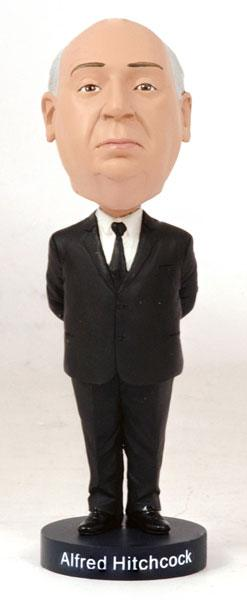Alfred Hitchcock Bobble-Head 20 cm