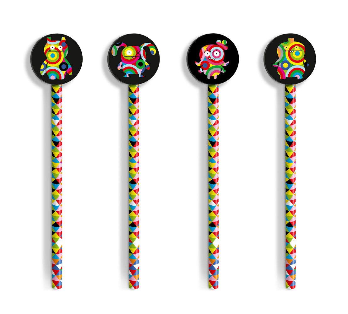 UglyDolls Pencil with Topper Display (16)