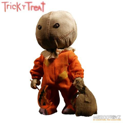 Trick 'r Treat Mega Scale Action Figure Sam 38 cm