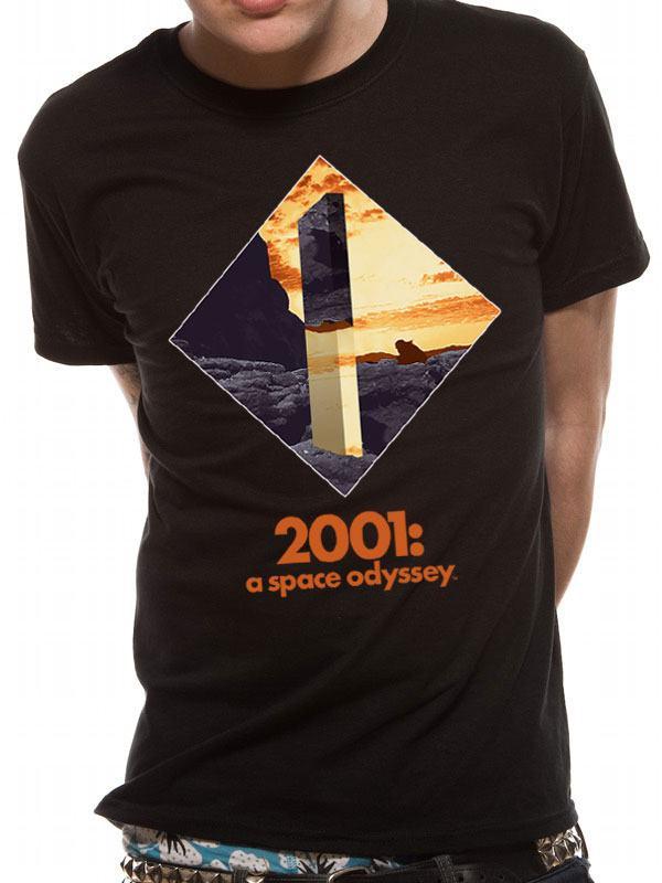 2001: A Space Odyssey T-Shirt Obelisk Size L