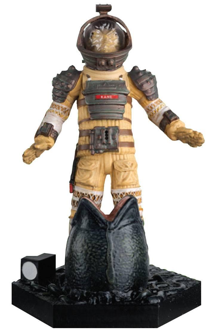 The Alien & Predator Figurine Collection Kane (Alien) 14 cm