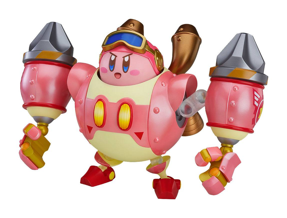 Kirby Planet Robobot Nendoroid More Robobot Armor & Kirby 15 cm
