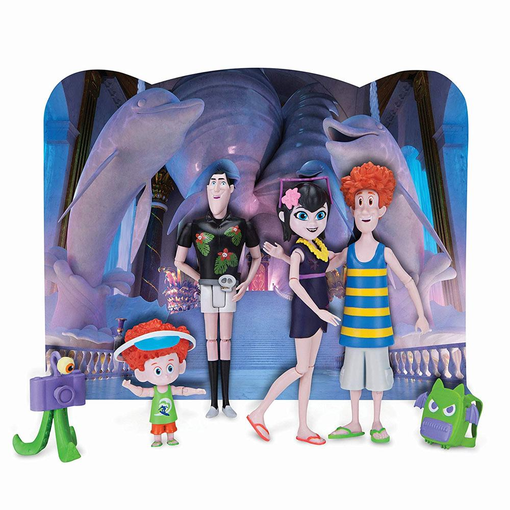 Hotel Transylvania Playset Action Figure Scream Cheese Cafe