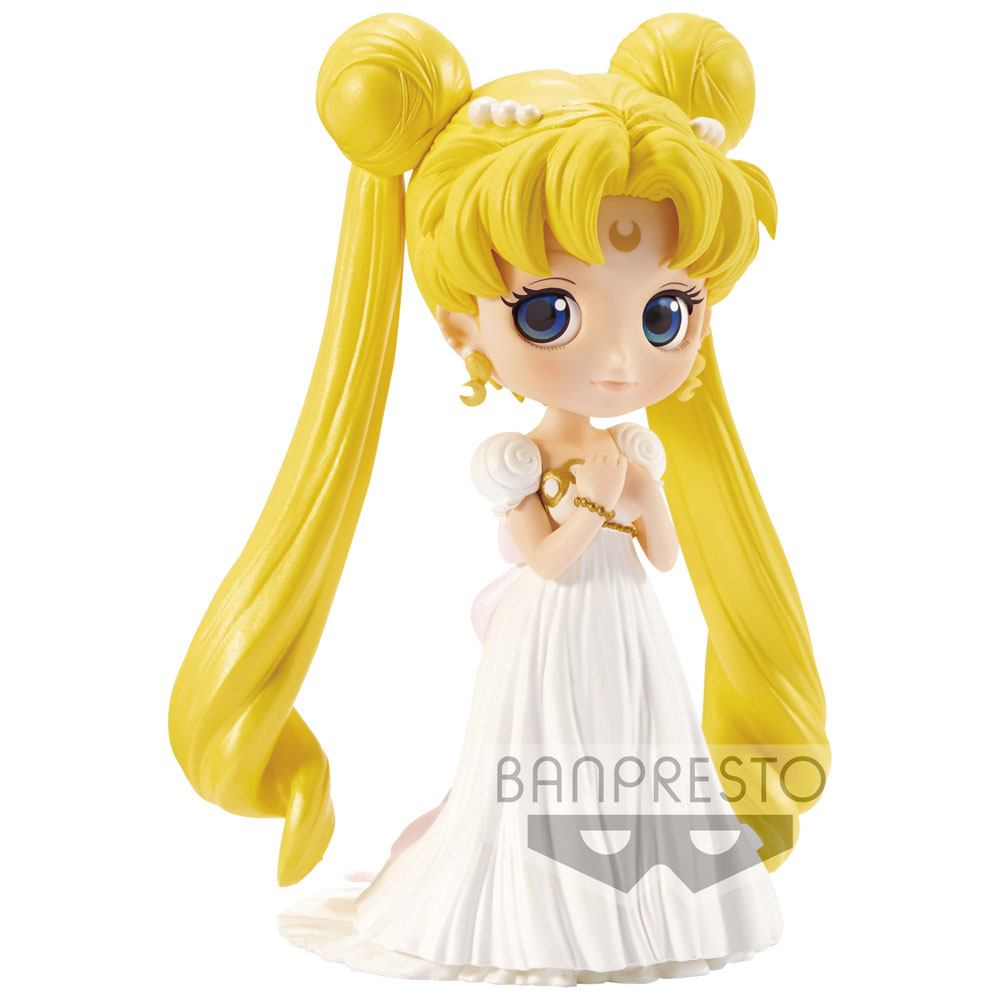 Sailor Moon Q Posket Mini Figure Princess Serenity 14 cm