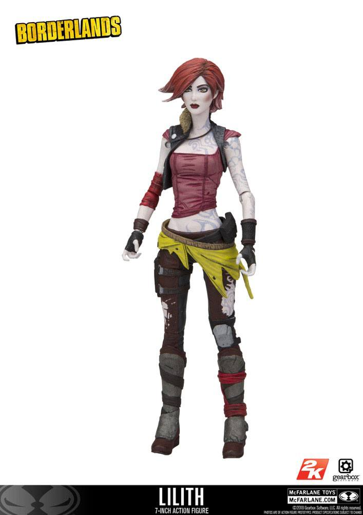 Borderlands Action Figure Lilith 18 cm