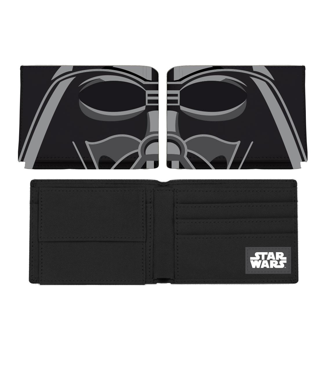 Star Wars Episode VIII Wallet Darth Vader