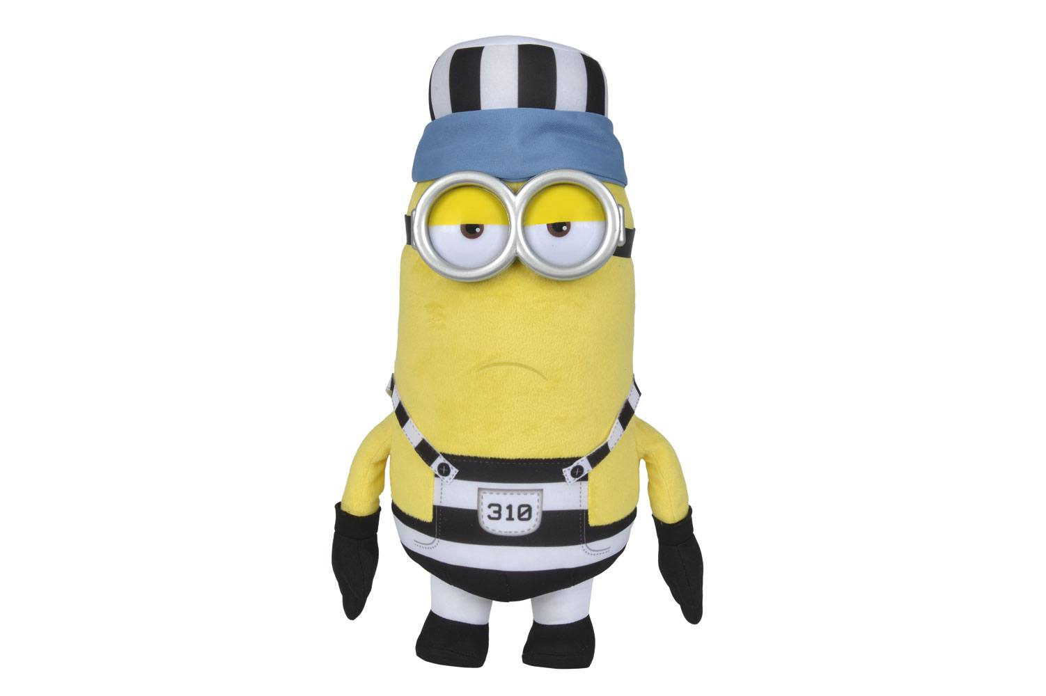 Despicable Me 3 Plush Figure Tim Prison Version 41 cm