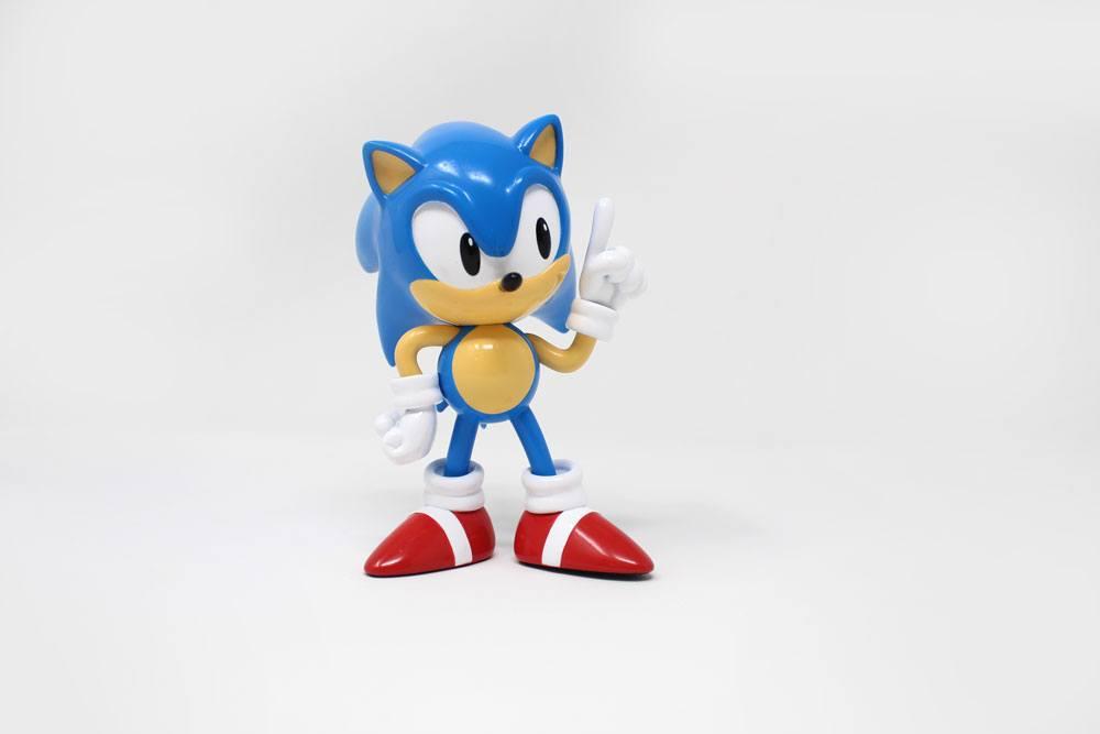 Sonic the Hedgehog Mini Icons Statue 1/6 Sonic Classic Edition 15 cm