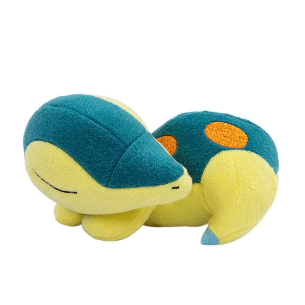 Pokemon Plush Figure Sleeping Cyndaquil 16 cm