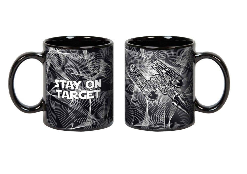 Star Wars Mug Intergalactic Y-Wing