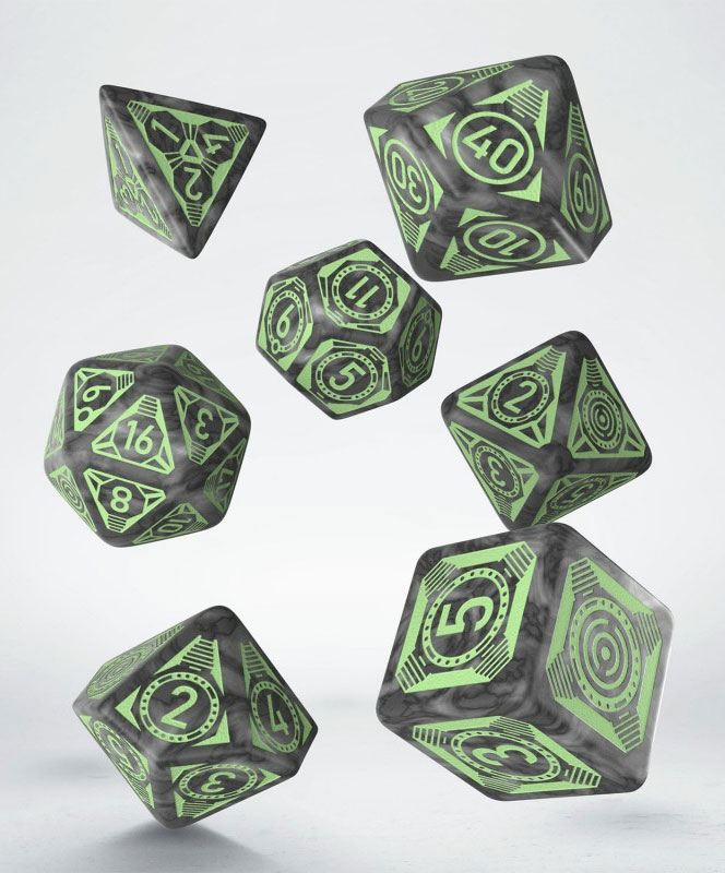 Starfinder Dice Set Against the Aeon (7)