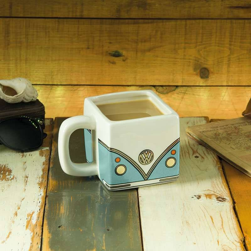 Volkswagen Mug Shaped Campervan V2