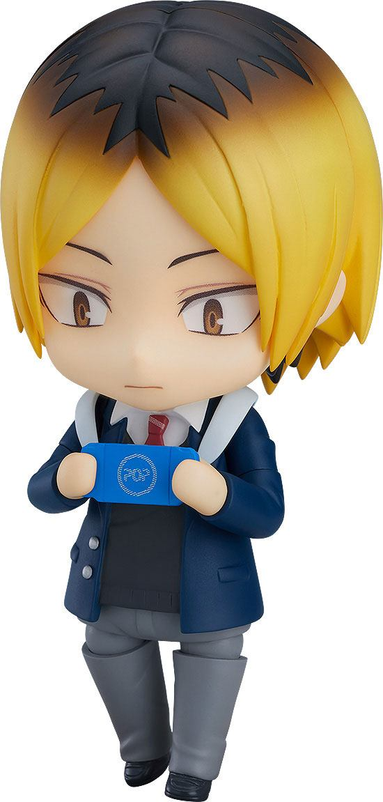 Haikyu!! Nendoroid Action Figure Kenma Kozume Uniform Ver. 10 cm