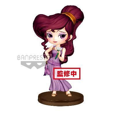 Disney Q Posket Petit Mini Figure Megara 7 cm