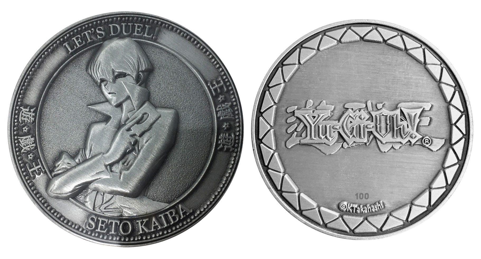 Yu-Gi-Oh! Collectable Coin Kaiba