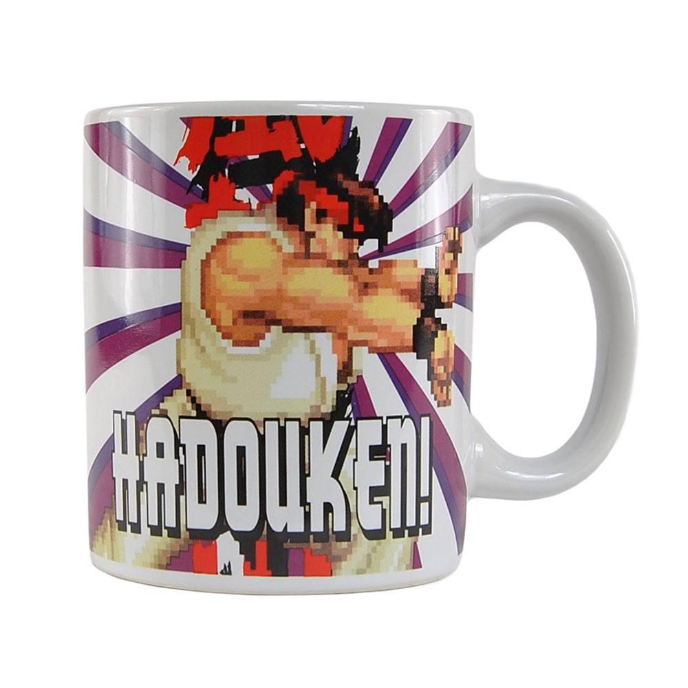 Street Fighter Mug Ryu
