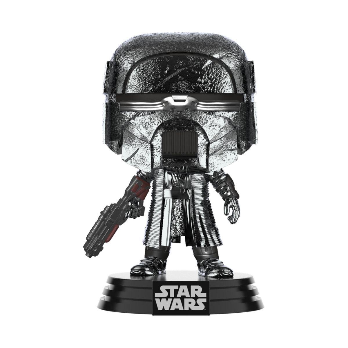 Star Wars POP! Movies Vinyl Figure KOR Blaster (Chrome) 9 cm
