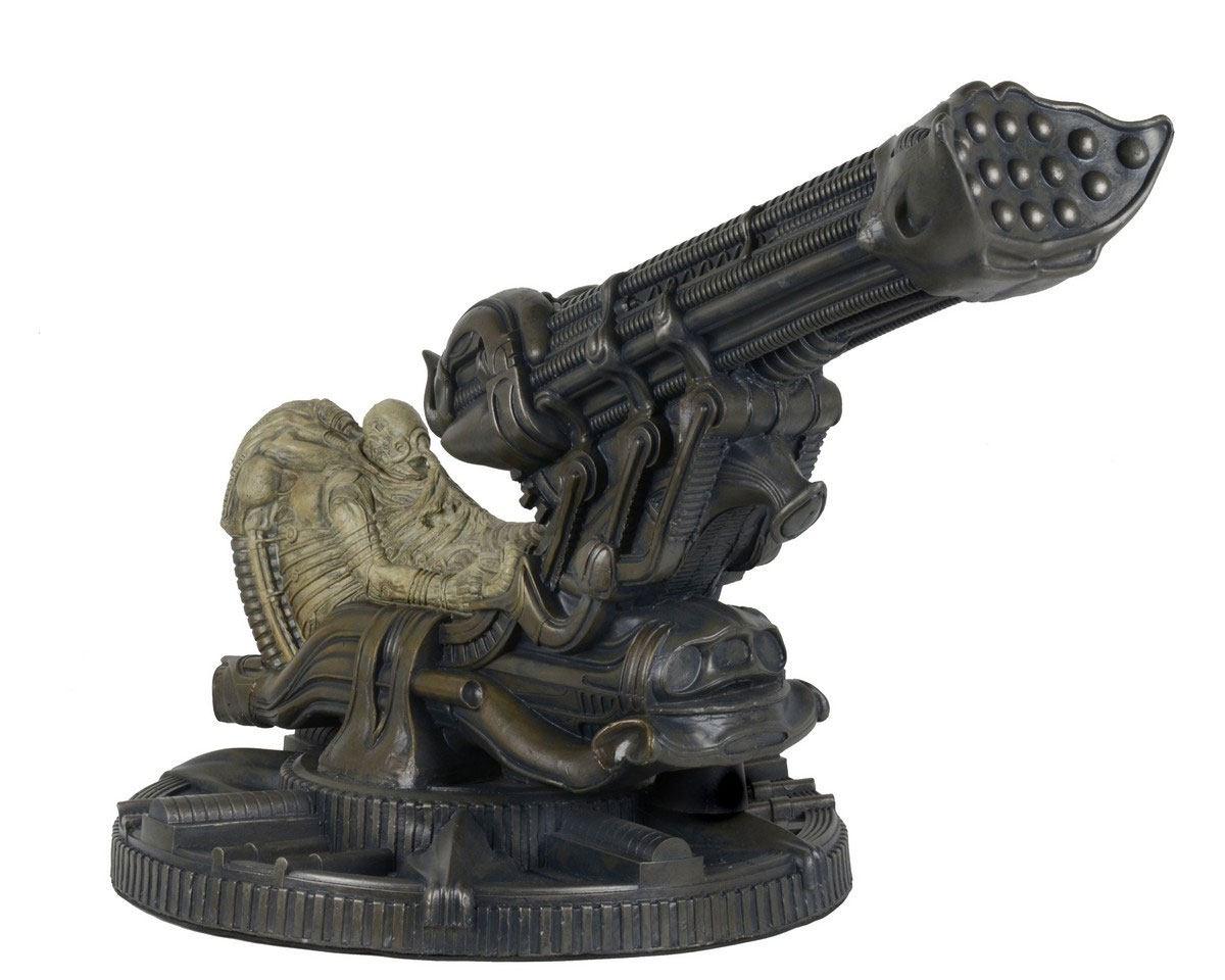 Alien Replica Fossilized Space Jockey (Foam Rubber/Latex) 46 cm