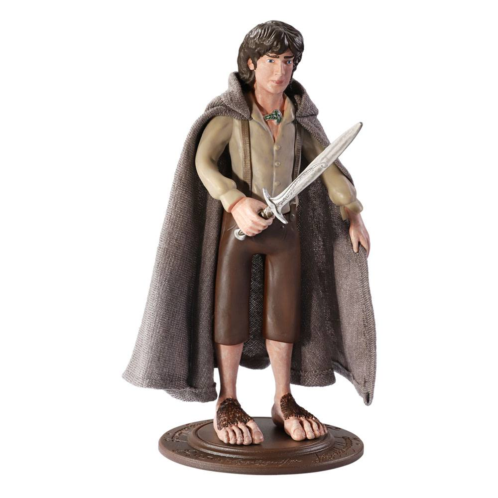 Lord of the Rings Bendyfigs Bendable Figure Frodo Baggins 19 cm