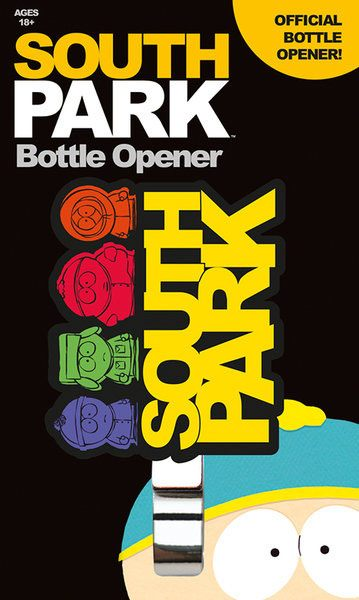 South Park Bottle Opener Boys 9 cm