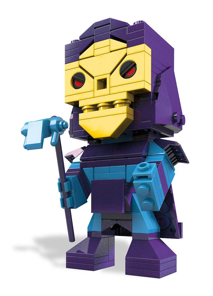 Masters of the Universe Mega Construx Kubros Construction Set Skeletor 14 cm