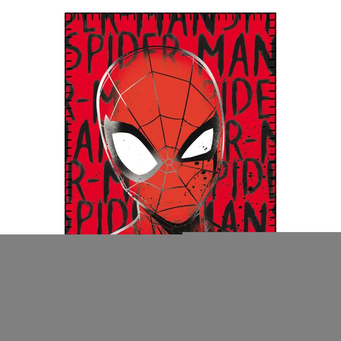 Marvel Comics Fleece Blanket Spider-Man 100 x 150 cm