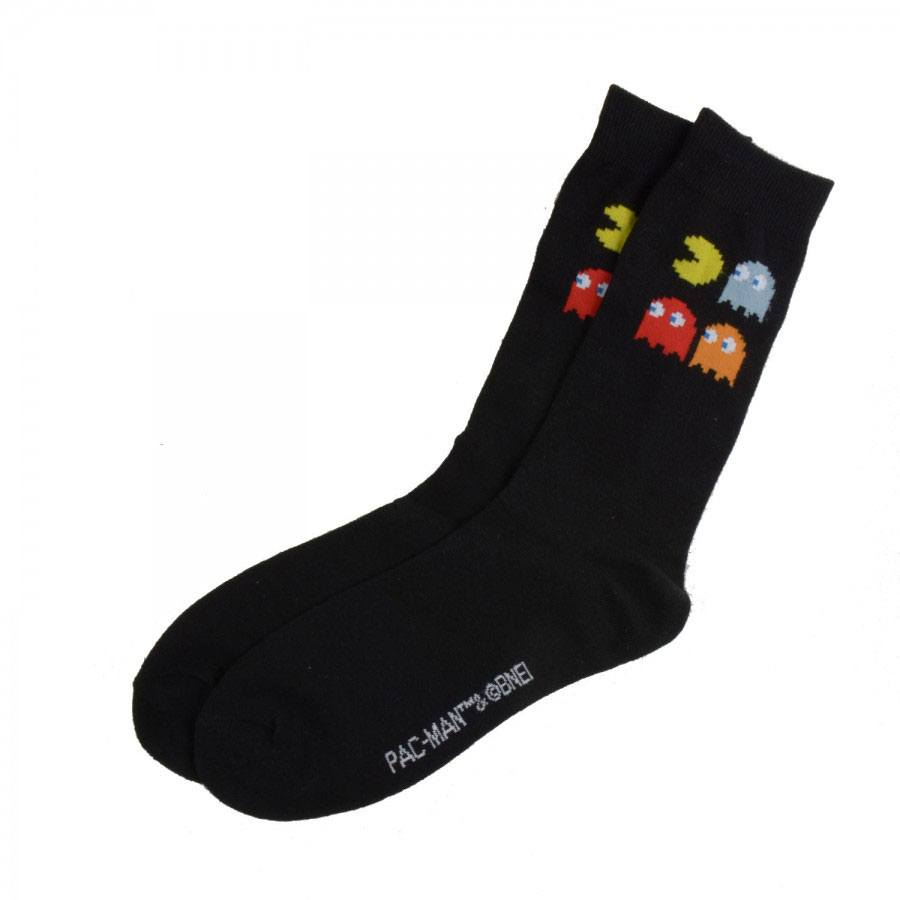 Pac-Man Socks Size 39-43 Case Lootchest Exclusive (10)