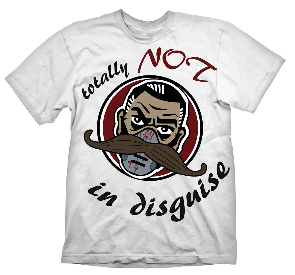 Borderlands T-Shirt Dr. Ned Size S