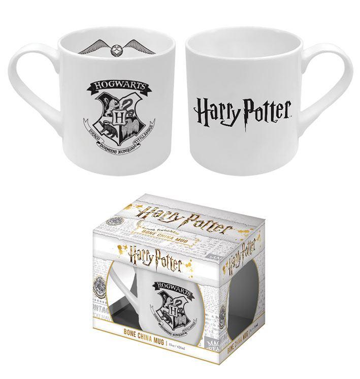 Harry Potter Bone China Mug Hogwarts