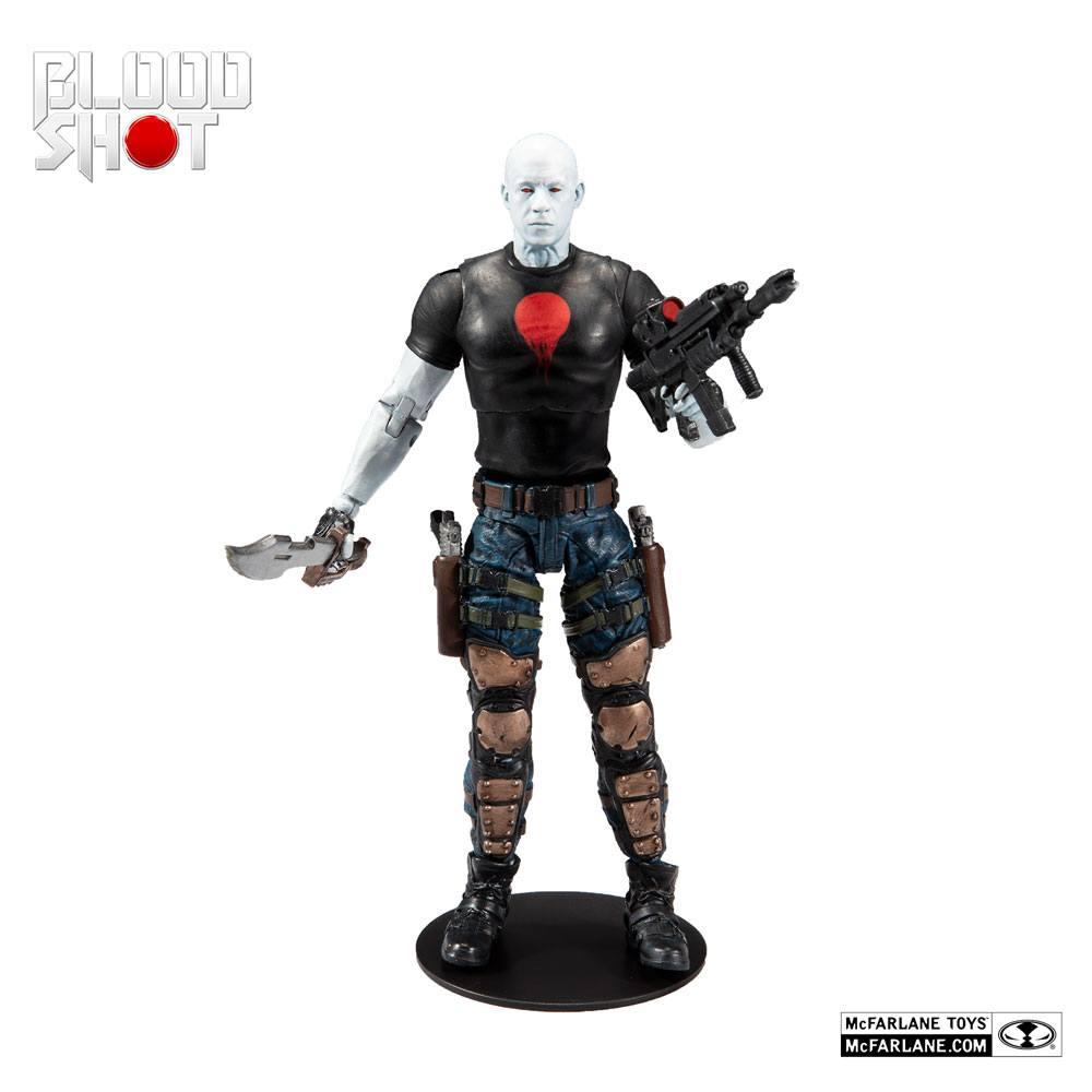 Bloodshot Action Figure Bloodshot 18 cm