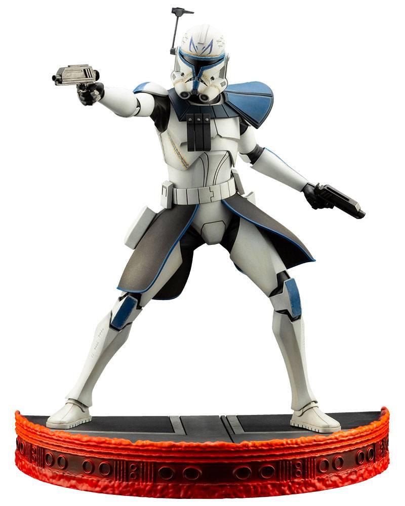 Star Wars The Clone Wars ARTFX PVC Statue 1/7 Captain Rex Escape from the Clones 28 cm