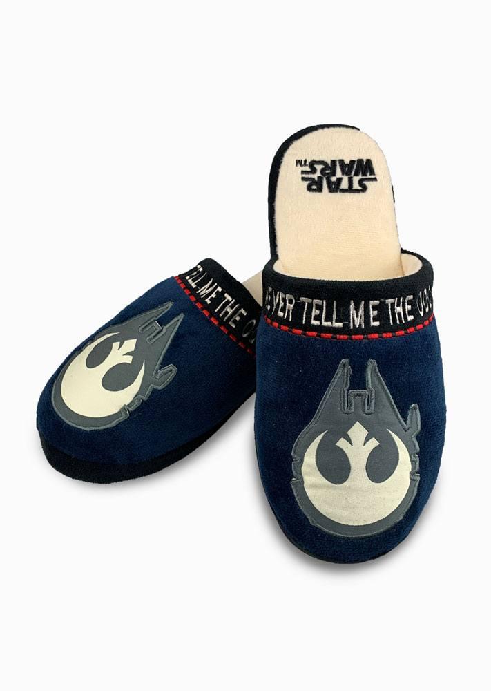 Star Wars Slippers Han Solo