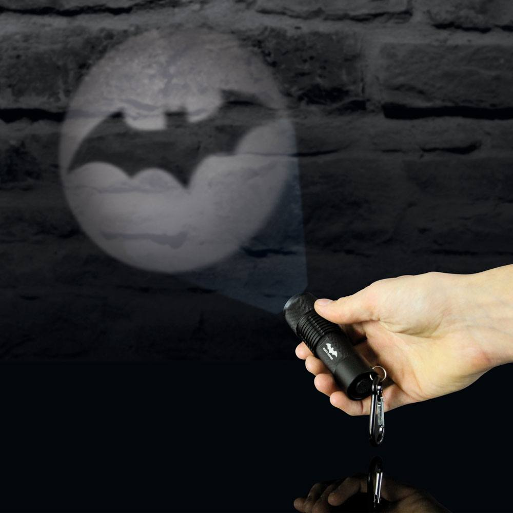 DC Comics Keychain Torch Batman Signal