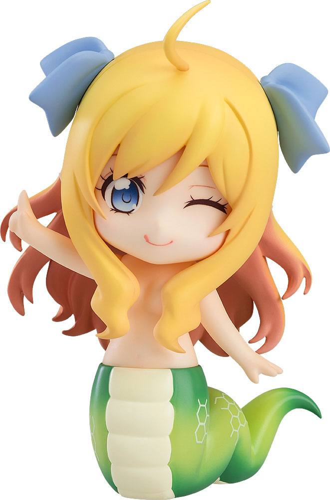Dropkick on my Devil! Nendoroid Action Figure Jashin-chan 10 cm