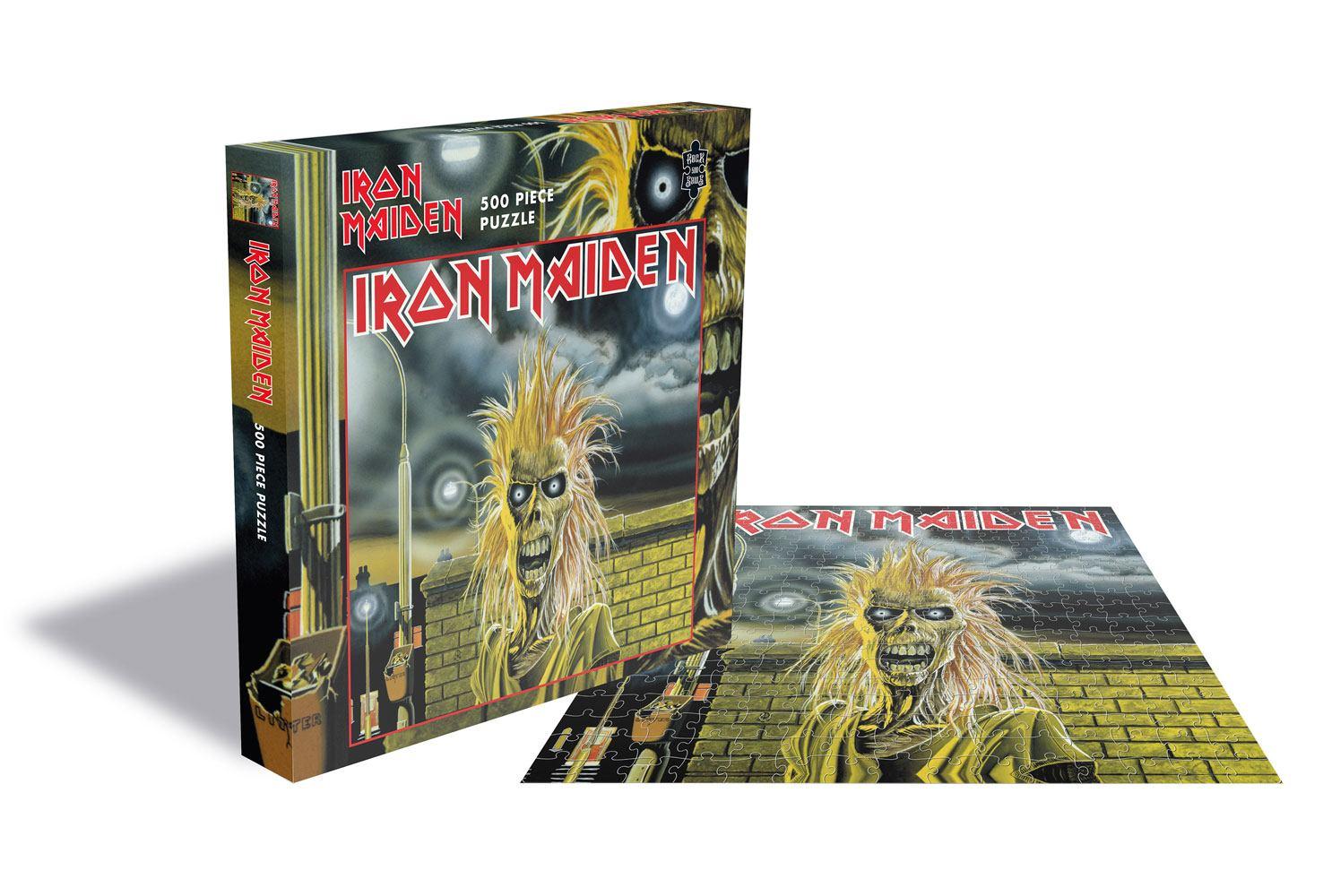 Iron Maiden Puzzle Iron Maiden