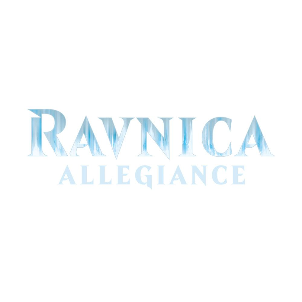 Magic the Gathering Ravnica Allegiance Guild Kits Display (5) english